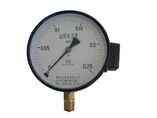 远传压力表 ytz150